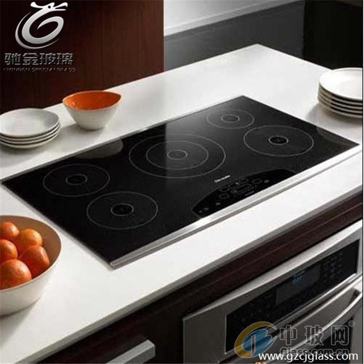 批量供应电磁炉耐高温玻璃面板