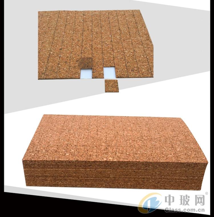 玻璃软木垫工厂直营玻璃深加工垫片EVA垫片