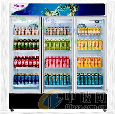 家电行业冰柜中空玻璃门生产线