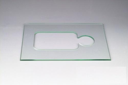 透明玻璃 灯具钢化玻璃