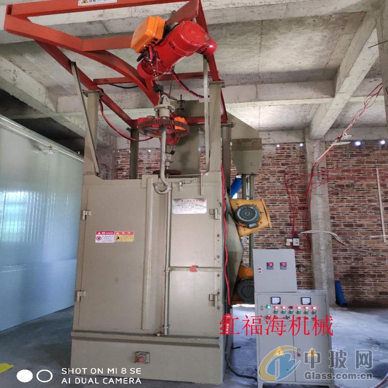 不锈钢处理喷砂机智能化抛丸机实体企业