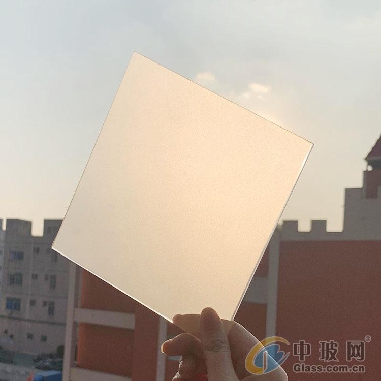 AG蒙砂玻璃 磨砂超白玻璃 布纹玻璃 透明质地钢化玻璃