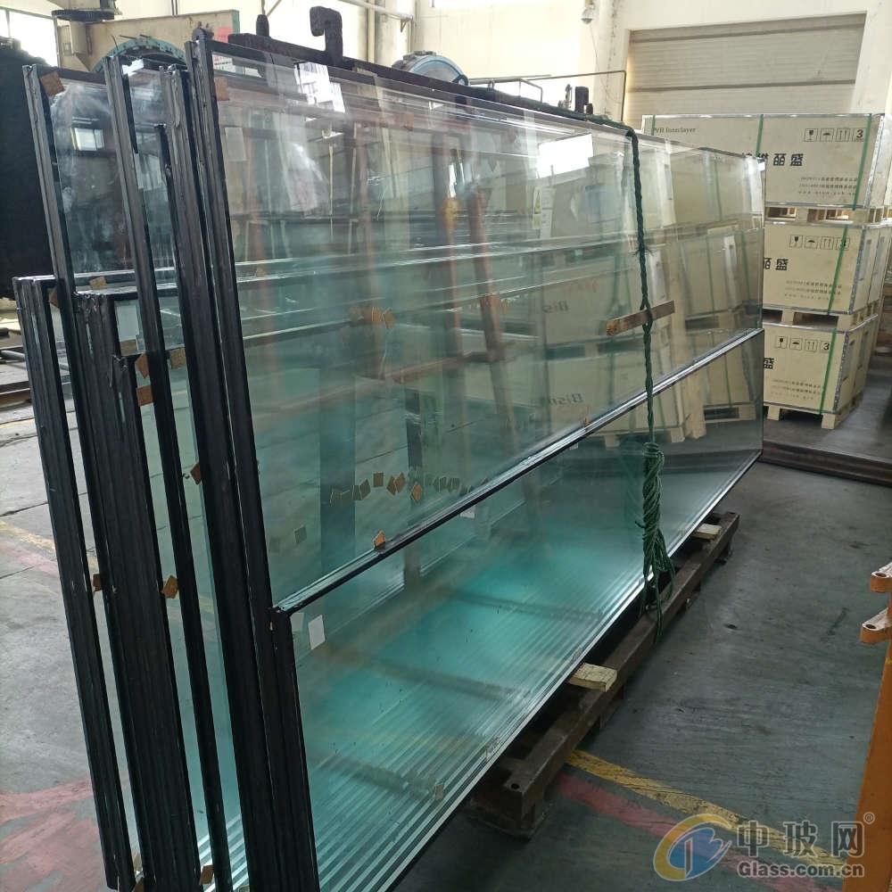 上海江苏超大玻璃钢化超白玻璃