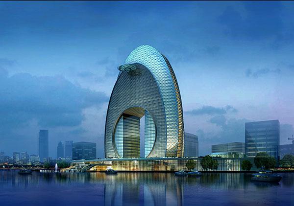 建筑设计中遮阳环保