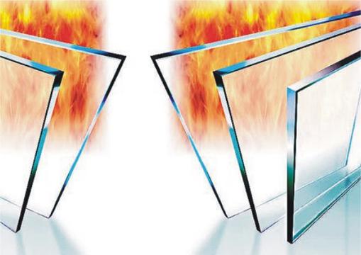 防火玻璃的表面应力简介!