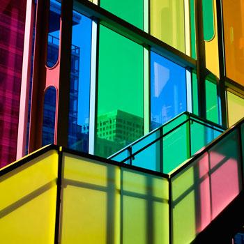 建筑玻璃膜隔热原理大解析