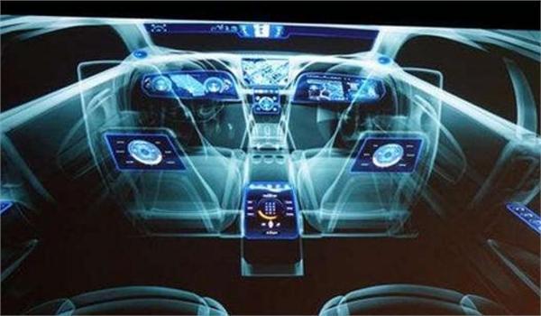 玻璃在智能汽车上的应用