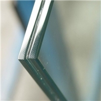 山東廠家供應夾膠玻璃夾層玻璃