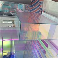 炫彩玻璃,炫彩夾膠玻璃