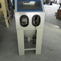供應小欖6050小型配件打砂機