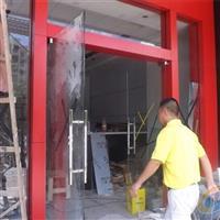 深圳玻璃门维修