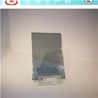 荣科厂家生产优质 4mm 5mm 6mm 浅灰色镀膜玻璃