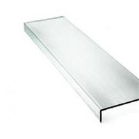 U型玻璃建筑玻璃
