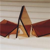 钢化茶色镀膜玻璃