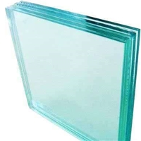 夾膠鋼化玻璃