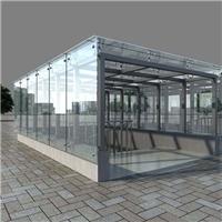 邢臺陽光房高硼硅玻璃價格
