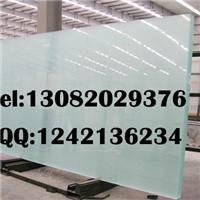 邢台建筑玻璃原片超白玻璃