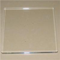 高硼硅防火平板玻璃