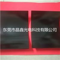 弧形黑色微晶玻璃板