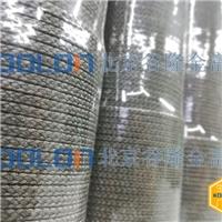 KOOLON【耐高温金属绳】316L不锈钢纤维织造