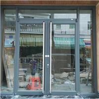 广州铝合金门厂,专业安装店铺大门,连锁店门成批出售