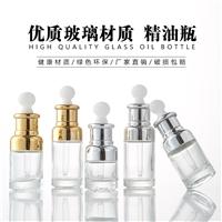 精油肩套瓶生产厂家 玻璃肩套瓶生产厂家 肩套瓶生产厂家