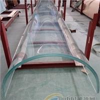 热弯夹胶玻璃