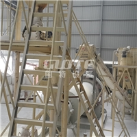 GMF石英.長石粉生產線 石英粉生產線 純度高白度好粒度穩定