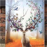 成都厂家定制直销雕刻艺术玻璃