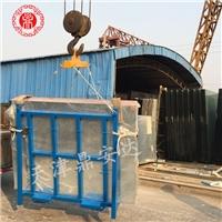 玻璃專項使用放置架子鋼化玻璃鐵架