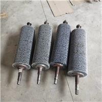波紋絲纏繞刷輥,工業鋼絲刷,鋼板清洗金屬絲毛刷輥
