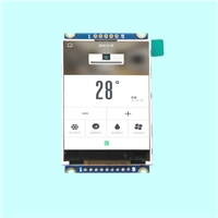 2.4寸SPI串口TFT液晶屏/HTM240SPI-2