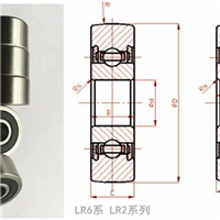 【大量库存】LR6000/NPPU中性滚轮轴承