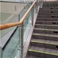 304不銹鋼立柱 玻璃固定配件 七字彎商場玻璃立柱 玻璃釘