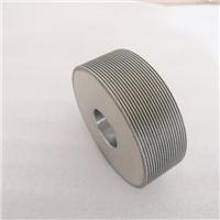 电镀金刚石多齿开槽砂轮 硬质合金