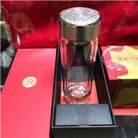 西安希诺钛金玻璃杯 纳米礼品杯