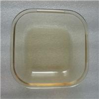 棕色耐热玻璃保鲜盒