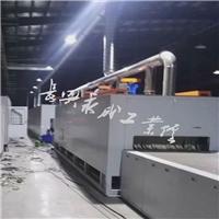 連續網帶式鋁合金釬焊爐 浙江長興小型釬焊爐