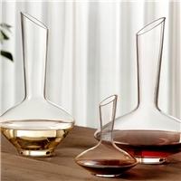 意大利进口水晶玻璃醒酒器批发 路易治Luigi波米奥尼葡萄酒红酒醒酒器采购
