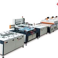 全通网印全自动玻璃丝网印刷机印刷线生产线深圳厂家直销