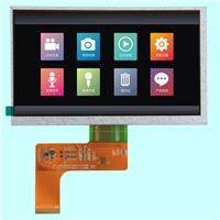 7寸IPS寬視角MIPI接口高亮TFT液晶屏