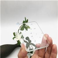 寮步镇AF防指纹镀膜玻璃加工厂