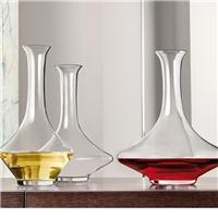 路易治波米奥尼水晶玻璃葡萄酒醒酒器 进口无铅水晶葡萄酒杯批发供应