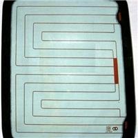 高電阻鋼化銀漿