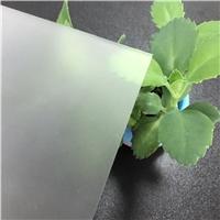 实验室用超薄蒙砂玻璃 细腻酸蚀刻蒙砂玻璃片