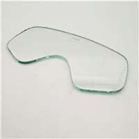 3mm潛水鏡玻璃 4mm潛水鏡玻璃 異形鋼化玻璃