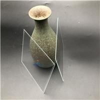 1mm超白玻璃 丝印玻璃片
