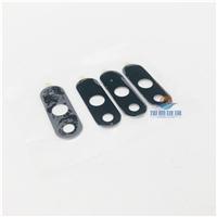 丝印超小尺寸丝印钢化玻璃加工厂AR AF双效摄像头钻孔镀膜玻璃