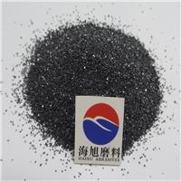 黑碳化硅砂涂附磨具用black SiC黑碳化硅P46#目黑碳化硅