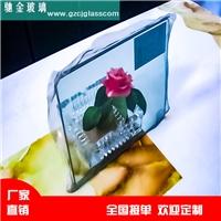 厂家供应定做实验室防信息泄漏电磁屏蔽玻璃 丝网屏蔽夹胶玻璃